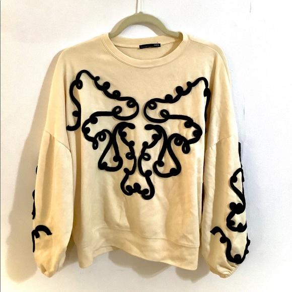 Zara Funky Sweater